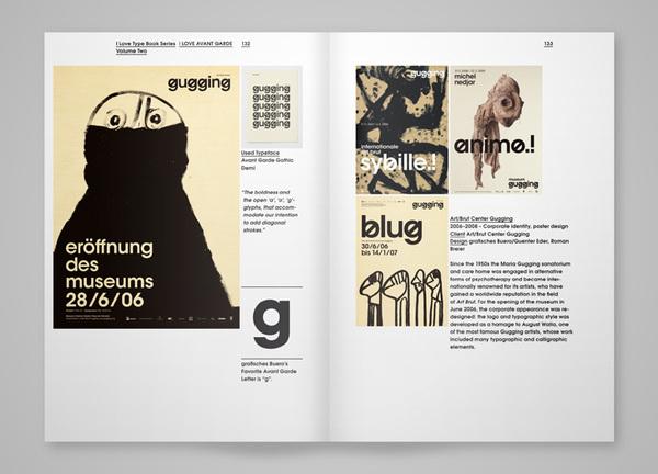 国外期刊画册杂志排版版式设计_佳作欣赏(2)
