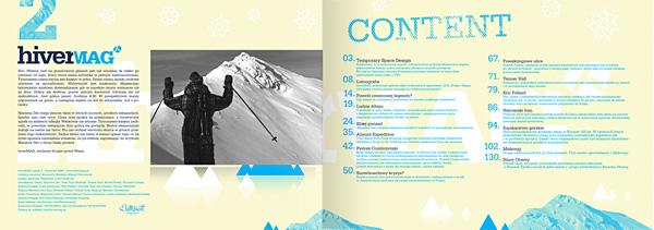 国外期刊画册杂志排版版式设计_佳作欣赏(3)