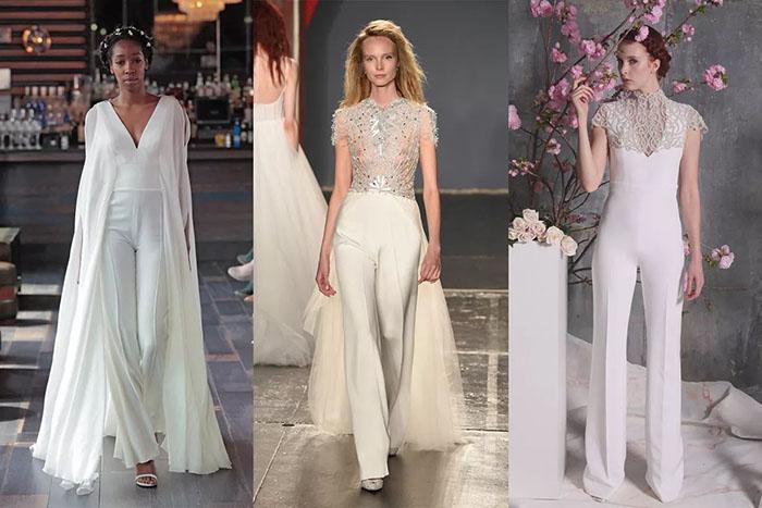 伴隨時裝周的腳步,最新的婚紗禮服也新鮮出爐,2018 春夏新娘該穿什么?今天就為大家來一一呈現。從 RTW 秀場一路蔓延開來的蝴蝶袖、手套、和維多利亞風格,正在向婚紗禮服的領域邁進。來年要買進新婚殿堂的女生,還在為自己挑選什么樣的婚紗而煩惱么?或許今天這個專題可以為你帶來些許靈感。9 大 2018 春夏婚紗禮服流行趨勢,現在就一起來看看! 1、Choker 這個配飾在新娘身上也將成為新亮點
